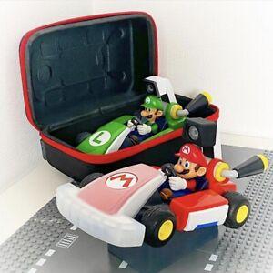 Accessories Kit Bundle Fit Mario Kart Live Case Stand Holder Bumper Lens Cover