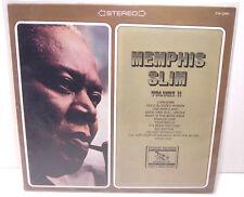 Everest Records MEMPHIS SLIM - MEMPHIS SLIM VOLUME 2 - Album LP FS 286