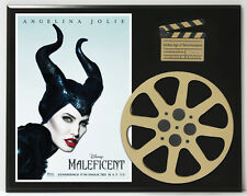 MALEFICENT LIMITED EDITION MOVIE REEL DISPLAY