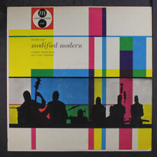 ERNIE ROYAL & LUCKY THOMPSON: Modified Modern LP (sl corner bend, close to M-)