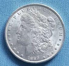 1889 Morgan Silver Dollar ~ Uncirculated