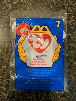 Ty Teenie Beanie Babies McDonalds 1998 MEL the Koala - Ultra Rare Collectible