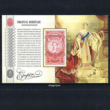 2010 - Australia - Colonial Heritage: Empire $5 mini-sheet - MNH