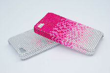 Pink Crystallized Bling Bling iPhone4 Casing