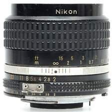 Nikon AI-S 35mm f2 Lens