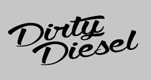 Aufkleber Dirty Diesel  Schocker Auto CAR Style Sticker Tuning Racing JDM ver 2