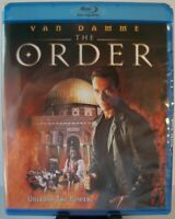 The Order Blu-ray (Image Entertainment) ~ Jean-Claude Van Damme, Charlton Heston