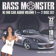 BASS MONSTER: HI END CAR AUDIO, VOL. 1 CD