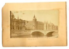 Palace Of Justice4x7in Photograph, Matted