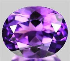 1.63 CT~ AMETHYST Purple Oval ~ Natural Gemstone
