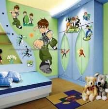 LARGE BEN 10 ALIEN FORCE Wall Stickers Art Decal Kids Boys Room Nursery Deco