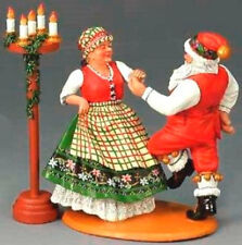KING & COUNTRY CHRISTMAS SPECIAL XM009-02 MR. & MRS. CLAUS HAVING FUN MIB