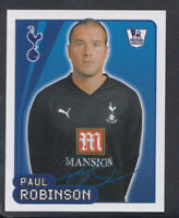 Merlin Premier League 2008 Football Sticker - No 567 - Paul Robinson (S796)