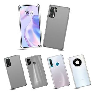 BUMPER CLEAR GEL CASE FOR OPPO FIND X2 & MORE MODEL PHONE PROTECT SOFT COVER