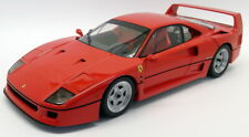 Kyosho 1/12 Scale Diecast High End - 08602A Ferrari F40 Rosso Red