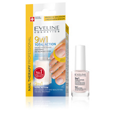 Eveline Toe Nail Therapy 9 in 1 Total Action Anti-Ridge & Anti-Spot 12ml