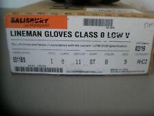Salisbury Honeywell Lineman Gloves E011b9 Amp Ilpg 10 Size 9 9 12
