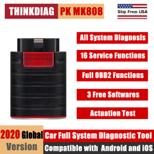 THINKDIAG OBD2 Scanner Full System Bidirectional Bluetooth Car Diagnostic Tool