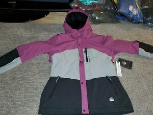 O /'Neill Ski Jacket Snowboard Jacket Functional Jacket Jewel Blue Water Resistant