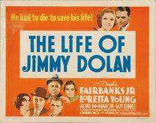 The Life of Jimmy Dolan - 1933 - Douglas Fairbanks Jr. John Wayne Pre-Code DVD