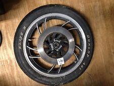 1981-83 Yamaha Virago XV750 TIRE Front wheel rim  Dunlop 491 elite 2 mm90-16