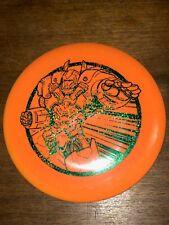 Innova Les White Xxl Star Destroyer 157g Orange w/ Green Shatter Stamp New