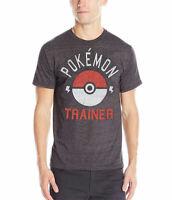 Pokemon Trainer Pokeball Adult T-Shirt