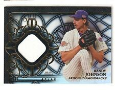 RANDY JOHNSON 2015 TOPPS TRIBUTE GAME USED JERSEY#42/50 ~ D'BACKS
