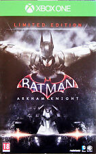Batman Arkham Knight Limited Edition Xbox One - Neuf