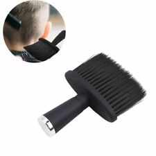 Soft Neck Face Duster Brushes Professional Barber Hairbrush Beard Brush Salon