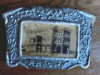 Ainsworth NE Nebraska Hospital Antique 1900's Rustic Shabby Farmhouse Country