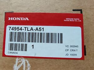 Genuine OEM Honda 74954-TLA-A51 Power Tailgate LH Pinch Sensor Assy 17-19 CR-V