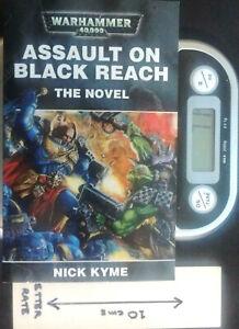 Assault on Black Reach - PB by Nick Kyme