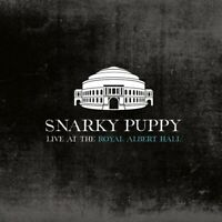Snarky Puppy - Live at Royal Albert Hall (NEW 2CD)
