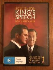 The King's Speech (DVD, 2011) - Geoffrey Rush Colin Firth - Free shipping