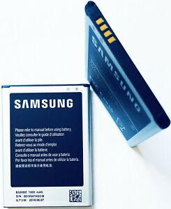 Samsung Galaxy S4 Mini i9190 i9195 Akku Original Batterie Battery B500BE 1900mAh