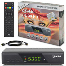 COMAG SL 30 HD HDTV Digital SAT Receiver HDMI Kabel DVB-S2 TV Scart SL30 USB 2.0