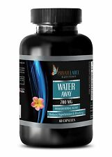Potassium chloride - WATER AWAY PILLS MEGA BLEND - fat burners for men - 1 Bot