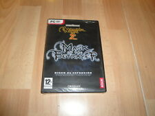 NEVERWINTER NIGHTS 2 MASK OF THE BETRAYER EXPANSION PARA PC NUEVO PRECINTADO
