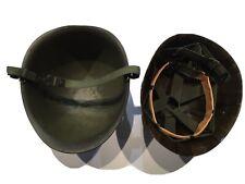 Original Vietnam War Era U.S. Army M1 Helmet & 80th Infantry Division Liner