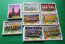 PANINI WC USA 94 - stickers at your choice 1/148 removed very good cond [MAX]