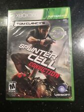 Tom Clancy's Splinter Cell : Conviction Xbox 360 PlaTinum Hit BRAND NEW & SEALED