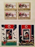 * YEAR OF THE CHILD CHILDREN 3 SOUVENIR SHEETS THEMATIC STAMPS LOT 06120518 *