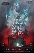 We Are Still Here 11 x 17 Poster Horror Gore New Slasher Zombie Satan