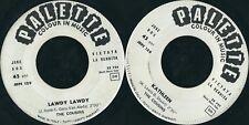 DISCO 45 GIRI        THE COUSINS - LAWDY LAWDY // KATHLEEN