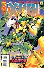 THE ASTONISHING X-MEN # 3 / AGE OF APOCALYPSE / MARVEL COMICS / MAY 1995 / N/M