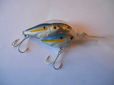 Nouveauté 2015 Leurre BAITBALL 3 poissons SHAD CRANKBAIT multicolore pêche