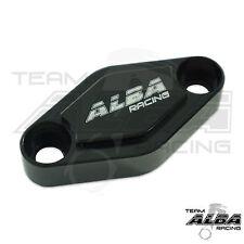 Suzuki LTR 450 LTR 450  Parking Brake Blockoff Plate  Block off Plate Black