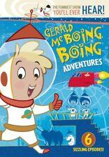 Cartoon Network - GERALD MCBOING BOING ADVENTURE (DVD) KIDS SHOW