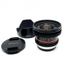 ROKINON 12mm T2.2 Cine CS Lens for Micro Four Thirds (MFT)